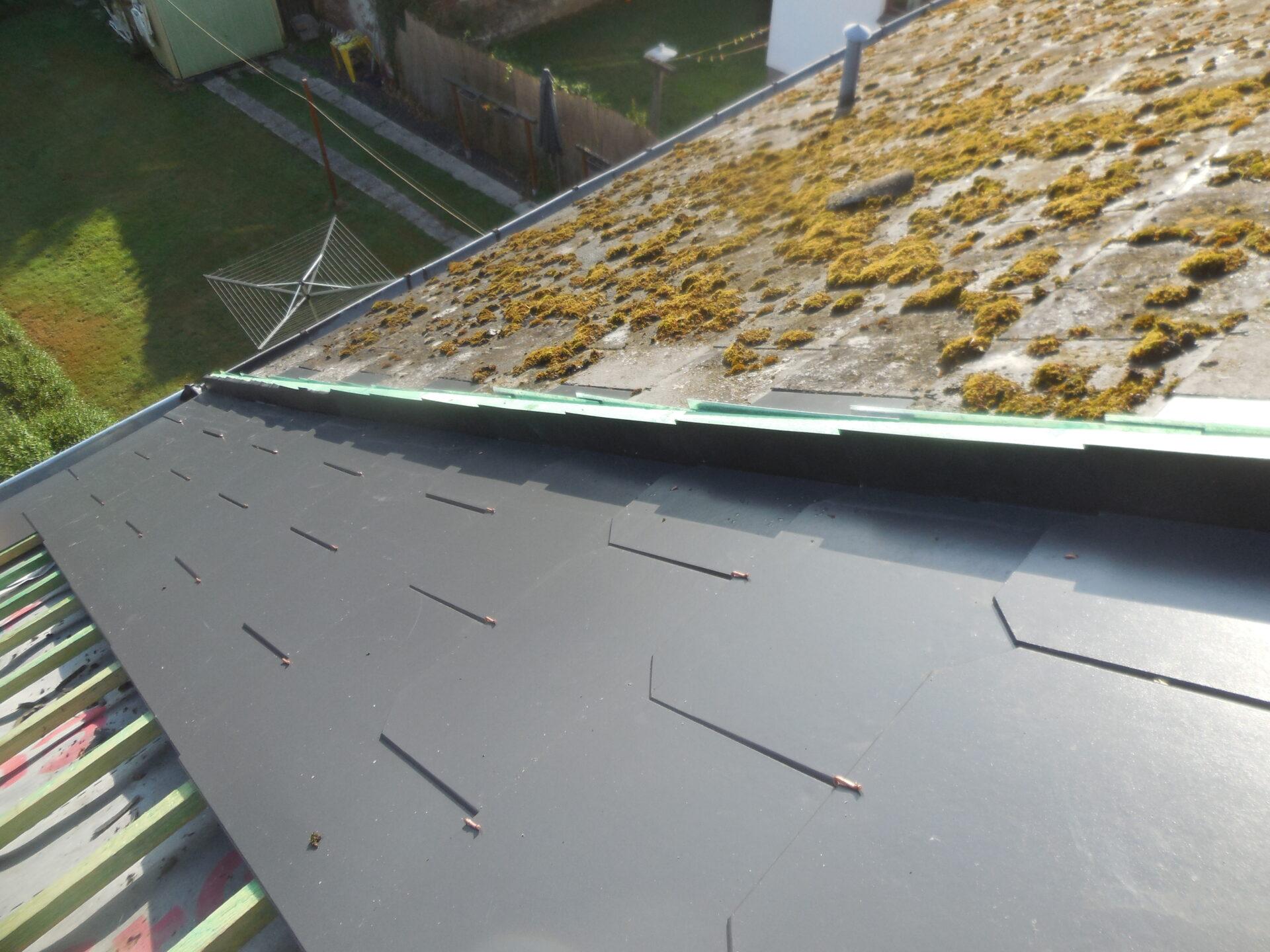 toitures dakwerken Nachtergaele isolatie isolation dakrenovatie devis offerte